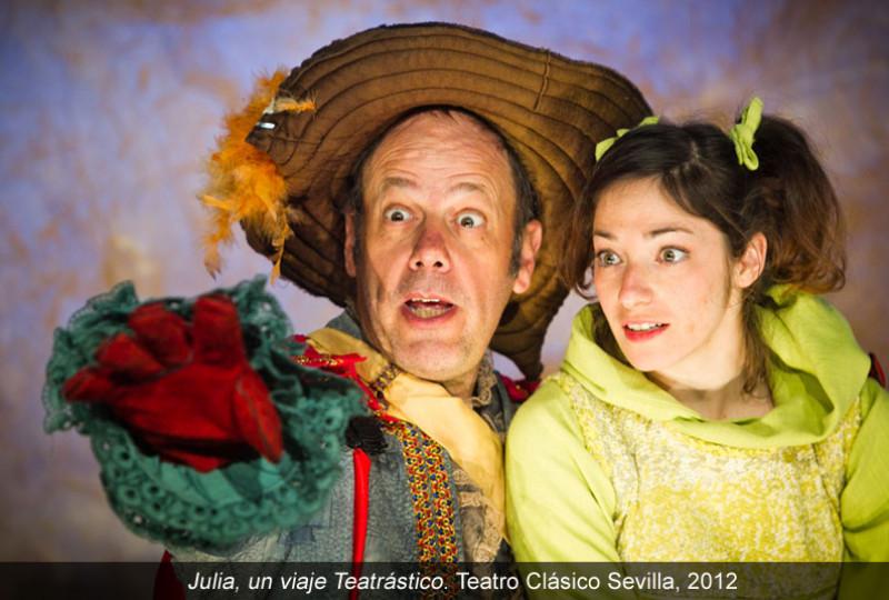 Julia, un viaje Teatrástico