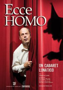 """Joserra Leza, Cartel """"Ecce Homo"""""""